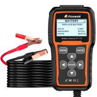 Fxwell BT - 715 Battery analyser supporte multilingue remplacement fxwell BT - 705