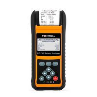 Fxwell bt780 - 12V battery test instrument 0 - 1000 - a vehicle AGM gel EBP Battery analyser