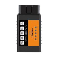 Fxwell fw601 General OBD2 wifi elm327 V 1.5 scanners pour Android et iPhone iOS Automated obdid Tools obd - 2 ODB II Elm 327 V1.5 Wi - fi odb2