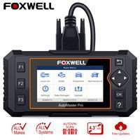 Fxwell nt624 Elite OBD2 scanner system abd2 Automotive scanner EPB Oil Reset diagnostics Tool Automobile Parts Free Update
