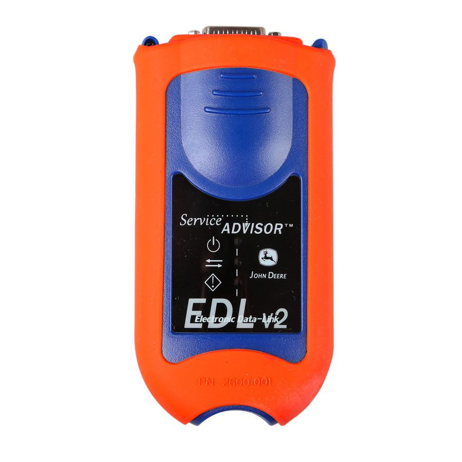 Johndill Service consultant EDL V2 Diagnostic Kit