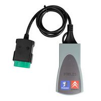Litia - 3 - lisia3 V48 Citroen / labelling Diagnosis PP2000 V25 and digabox V7.83 Software