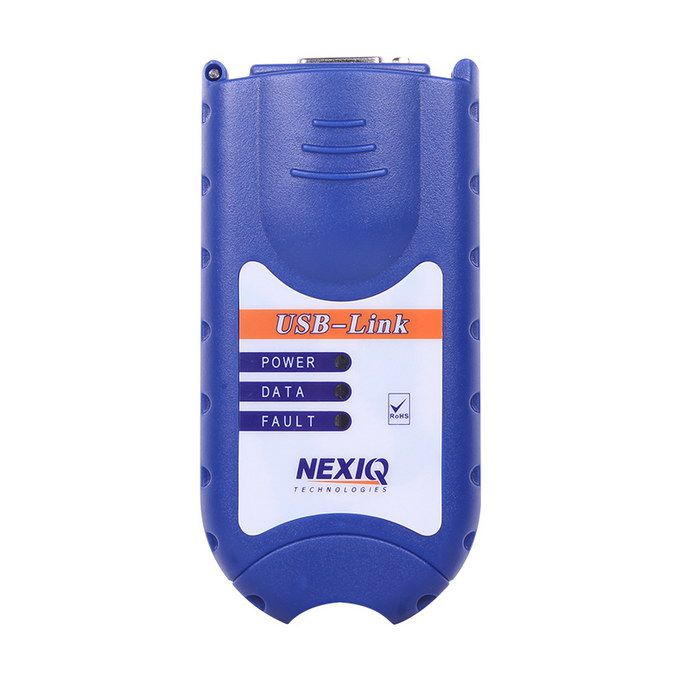 Nexiq USB link + software Diesel Vehicle Diagnostic Interface and software package