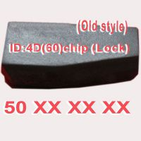4D (60) Duplicabel Chip 50XXX  for Lexus 10pcs/lot