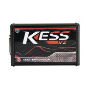 Kess - V2 ECU programmeur V5.017eu version and Red PCB Online version Supporting 140 Protocol without jeton restriction