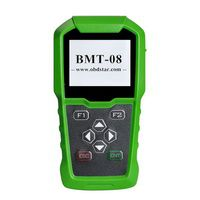 Obstar BMT - 08 battery test and Battery Matching via obd support 12V / 24V 100 - 2000 CCA 220ah