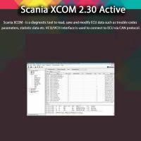 Scanixxcom v2.30 (xcom SOP Scania sdp3 - BNS II) Support Win XP / Vista / 7 / 8
